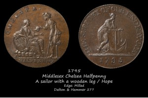 Chelsea Halfpenny D&H277