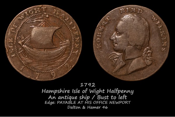 Hampshire Isle of Wight D&H46