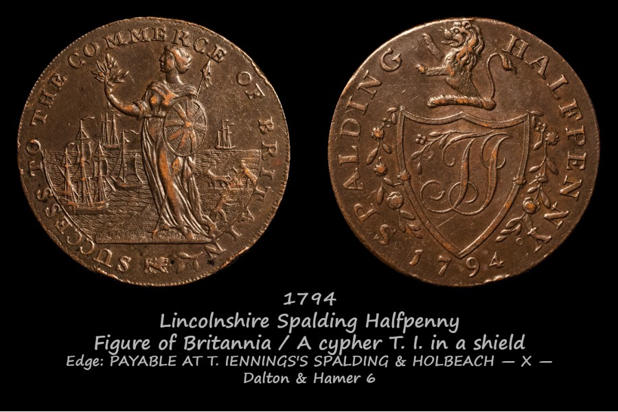 Lincolnshire Spalding D&H6