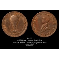 Middlesex London Farthing B2860