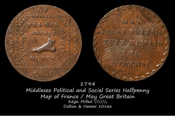 Middlesex Political and Social Series D&H1016e