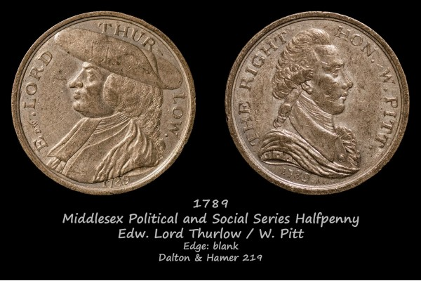 Middlesex Political and Social Series D&H219