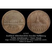 Scotland Aberdeenshire Dundee Penny D&H5