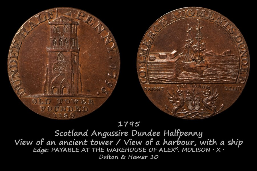 Scotland Angussire Dundee D&H10